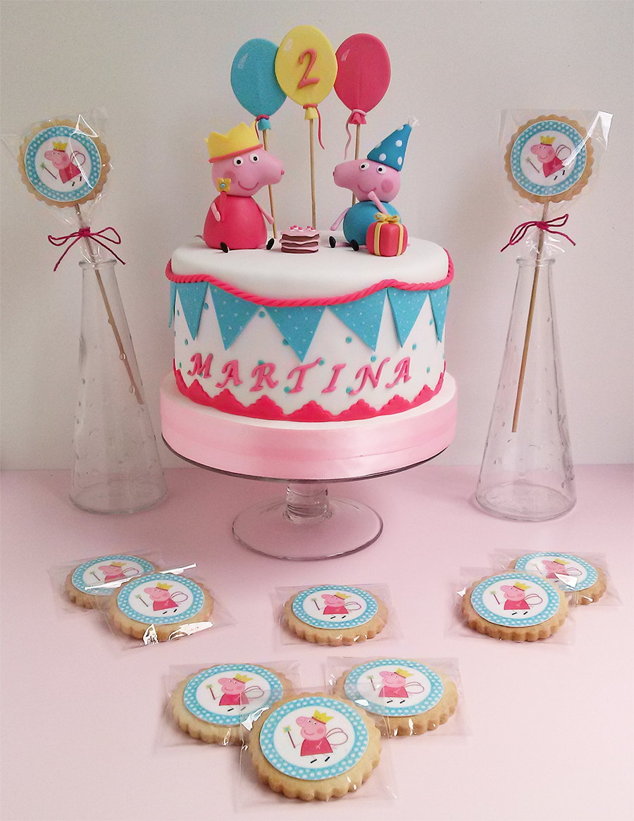 tarta-galletas-peppa-pig