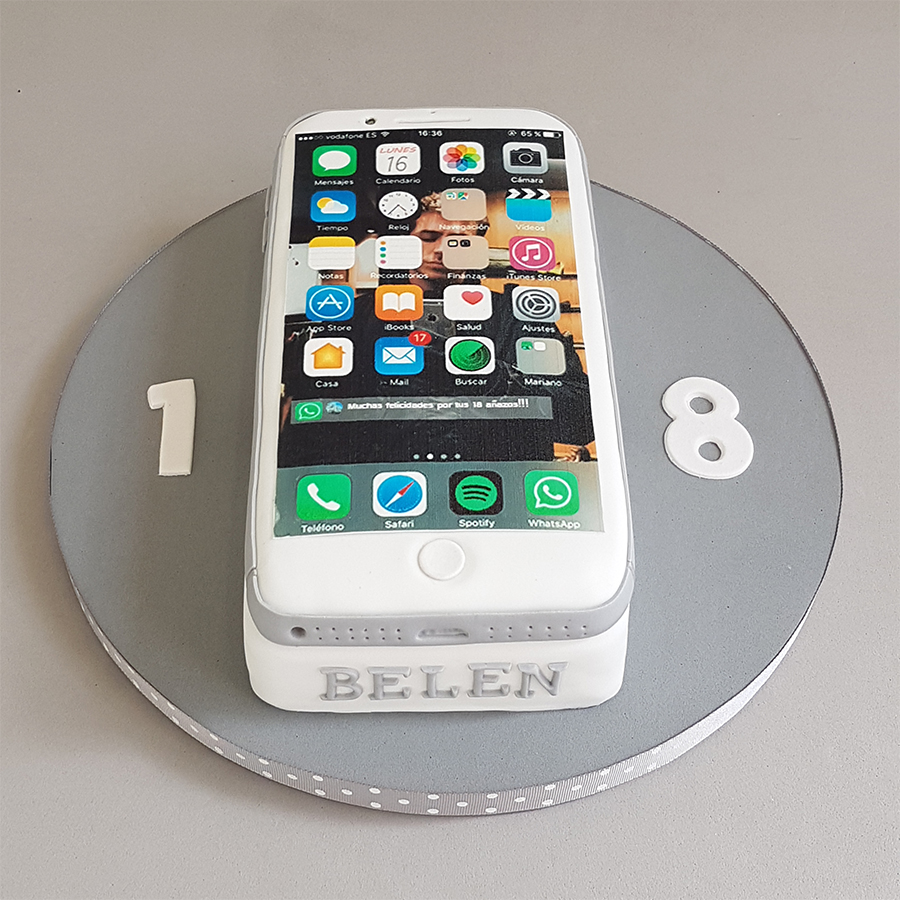 tarta-iphone