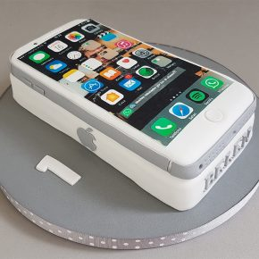 Tarta iphone